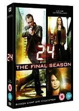 24 - Complete Series 7 - 7 Disc Dvd Boxset - Brand New & Factory Sealed
