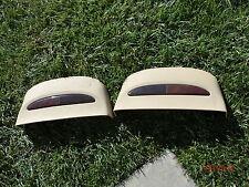 BMW E65 E66 LEATHER SEAT WOOD UPPER COVER 760Li 745Li 745i 745 750Li 750i 735Li