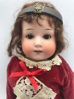 Antique Victorian German Heubach-Koppelsdorf Children's Doll