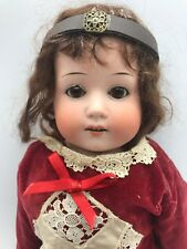 Antique Victorian German Heubach-Koppelsdorf Children's Doll