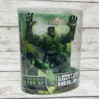 Hasbro Marvel Legends Limited Edition The Incredible Hulk Movie Action Figure