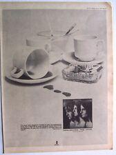 Emerson, Lake & Palmer 1972 Poster Ad Trilogy