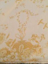 """Designer NINA CAMPBELL Fabric """"Cressida"""" 2 Yards Floral Decor England Pillows"""