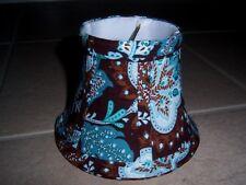 Vera Bradley Java Blue Mini Lampshade