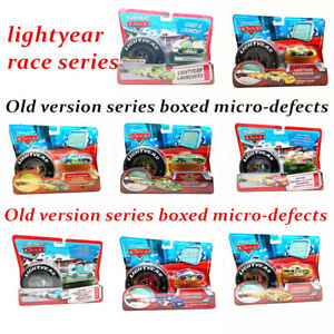 Disney Pixar The World of  Cars lightyear race series  Toy Kids Gift