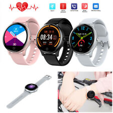 Men Women Smart Watch Heart Rate Monitor Sport Steps Calories for iPhone Android