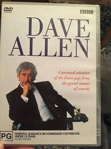 DAVE ALLEN - A PERSONAL SELECTION OF THE FINEST GAGS - VGC - FREE STD POST