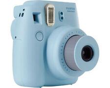 Fuji Fujifilm Instax Mini 8 Camera Blue Instant Photo 50 Film Selfie Lens