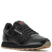 Reebok Leather Solid Athletic Shoes for Men