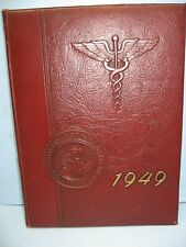 1949 Journey's End, Georgetown U. School of Medicine, Washington, D.C. Yearbook
