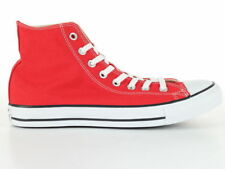 Scarpe Converse All Star Hi Canvas rosse M9621c 37