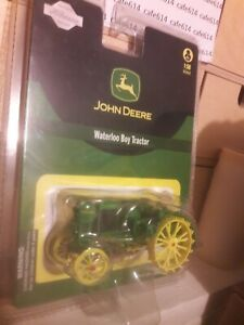 John Deere Diecast Waterloo Boy Tractor Athearn 1/50 Scale # 7752 Rare 2005 New