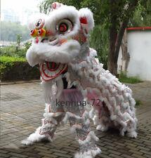 Handmade Lion, Mascot Christmas Festival Parade Costumes, Chinese Folk Art