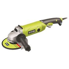 Ryobi ANGLE GRINDER/SANDER/POLISHER 1500W, 180mm Wheel EAG1518R Japanese Brand