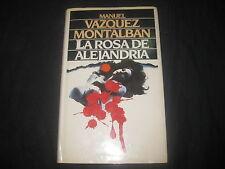 Libro La Rosa De Alejandria - Manuel Vazquez Montalban