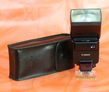 Canon Speedlite 430EZ Blitzgerät für Canon EOS Analog FG0302