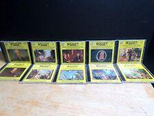 MOZART Ten (10) CD's -  ZYX Classics