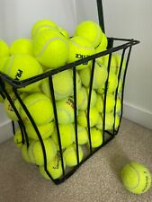 100 Used Tennis Balls Dogs,crafts, Baseball Softball Practice Local Pick Up Only