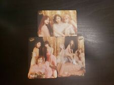 Twice Feel Special w/ lyrics YES! Magazine Official Photocard (Unofficial) kpop