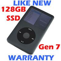 Apple IPOD CLASSIC - 7th Generation - 120GB / 128GB SSD - Grey - Refurbished