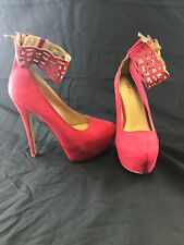66ad12cac91 shoedazzle red | eBay