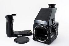Zenza Bronica GS-1 Medium Format w/ filmback220 & Grip  Rotary finder #303026