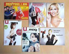 6 Karten | Daniela Katzenberger,Heidi Klum,GNTM,Sonya Kraus,Charlotte Engelhardt