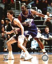 UTAH JAZZ 8x10 NBA ACTION PHOTO basketball JOHN STOCKTON & KARL MALONE Photofile