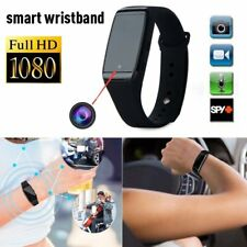 Wrist Watch 1080P HD Video Hidden Spy Mini Camera Motion Detection DVR Record US