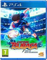 Captain Tsubasa: Rise of New Champions (PS4) New GAME Soccer Gift Idea Football
