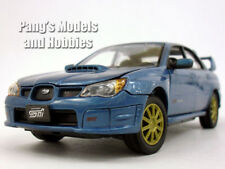 Subaru Impreza WRX STI 1/24 Scale Diecast Metal Model - BLUE