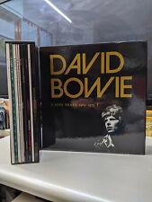 David Bowie - Five Years 1969-1973 13 x LP Vinyl Boxset MINT Never Played!
