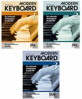 Modern Keyboard - Schule für Keyboard mit ausgeschriebenen Akkorden