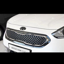 Emblem New Brenthon Front Rear Hone Wheel Full Set For Kia Niro 2016~2017+