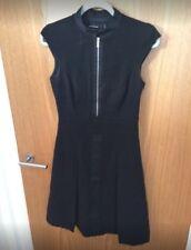 Ladies Black dress by Karen Millen size 10