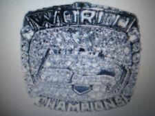 "2013 SEATTLE SEAHAWKS ""Super Bowl XLVIII Championship"" Ring- Wilson"