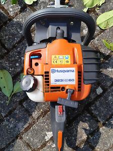 Husqvarna 323HD60 - Great Condition - New Sparkplug & filters