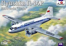 AMODEL 1/144 Ilyushin il-14p CARRETTA #1416