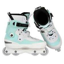 New listing USD Aeon 60 Mery Munoz Pro Aggressive Inline Skates Mens Dual Fit 10.0-10.5 NEW