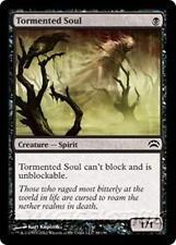 TORMENTED SOUL Planechase 2012 MTG Black Creature — Spirit Com