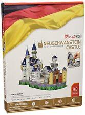 Cubicfun Neuschwanstein Castle Schwangau Alemania Rompecabezas 3D
