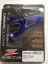 Yamaha wrf450 Wrf 450 2003-2015 Zeta Disco cubierta Sprocket Sprock Guardia Azul