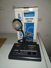 CB CiBi VHF UHF Micro de Table ADONIS AM708 TBE branché Président 6 broches