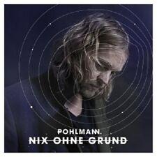 POHLMANN. - NIX OHNE GRUND  CD  11 TRACKS DEUTSCH-POP  NEU