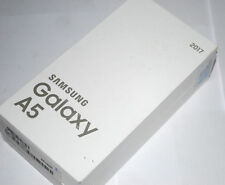 BRAND NEW BOXED Samsung Galaxy A5 (2017) Unlocked  Black 32GB  4G Smartphone