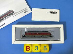 """MÄRKLIN Spur Z Nr. 88134 Diesellok BR 132 der DR """"Ludmilla""""   (B35)"""