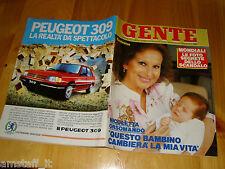 GENTE=1986/27=ORSOMANDO=SIMON LE BON=JEAN LOUIS ETIENNE=FIORELLA PIEROBON=