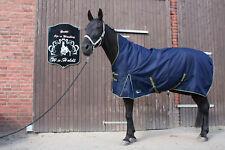 High Neck Regendecke Weidedecke 1200D Paddockdecke Stalldecke Pferdedecke Decke