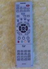 Toshiba Remote Control  SE-R0105 SER0105 -  DR1  DR1SU  DR1SC DVD Recorder