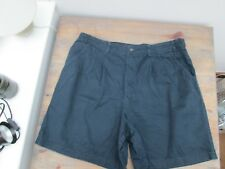 Fine US market blue jean shorts by LEE Casuals, size 20